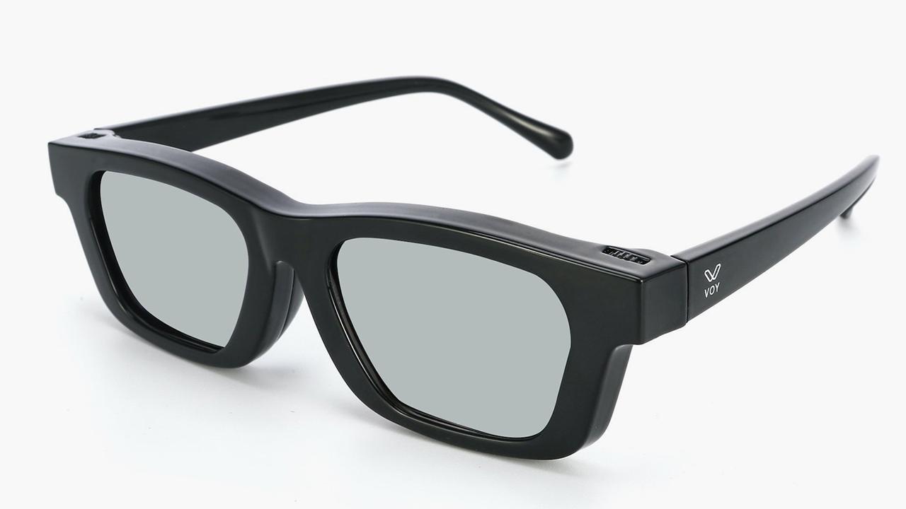 Óculos de grau com ajuste manual da Voy