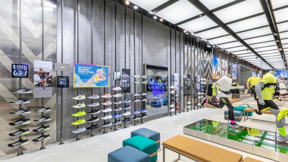 Loja Adidas em Dubai