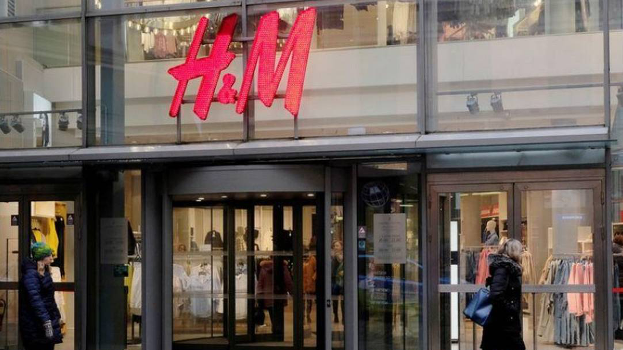 H&M sofre boicote na China
