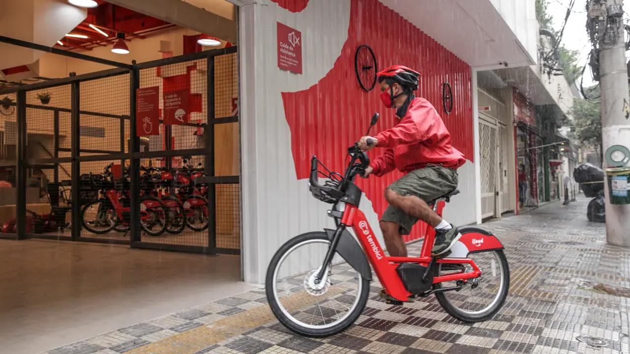 Ifoof Pedal em Pinheiros, São Paulo