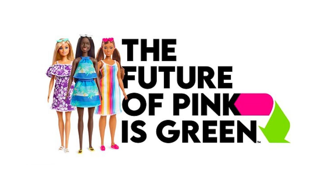 Barbie produzida com plástico dos oceanos