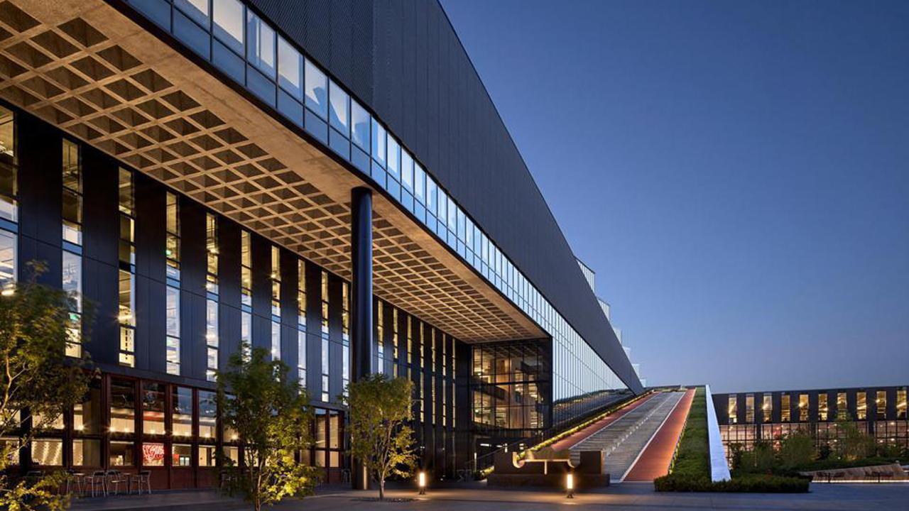 Centro de Pesquisa Nike no LeBron James Innovation Center