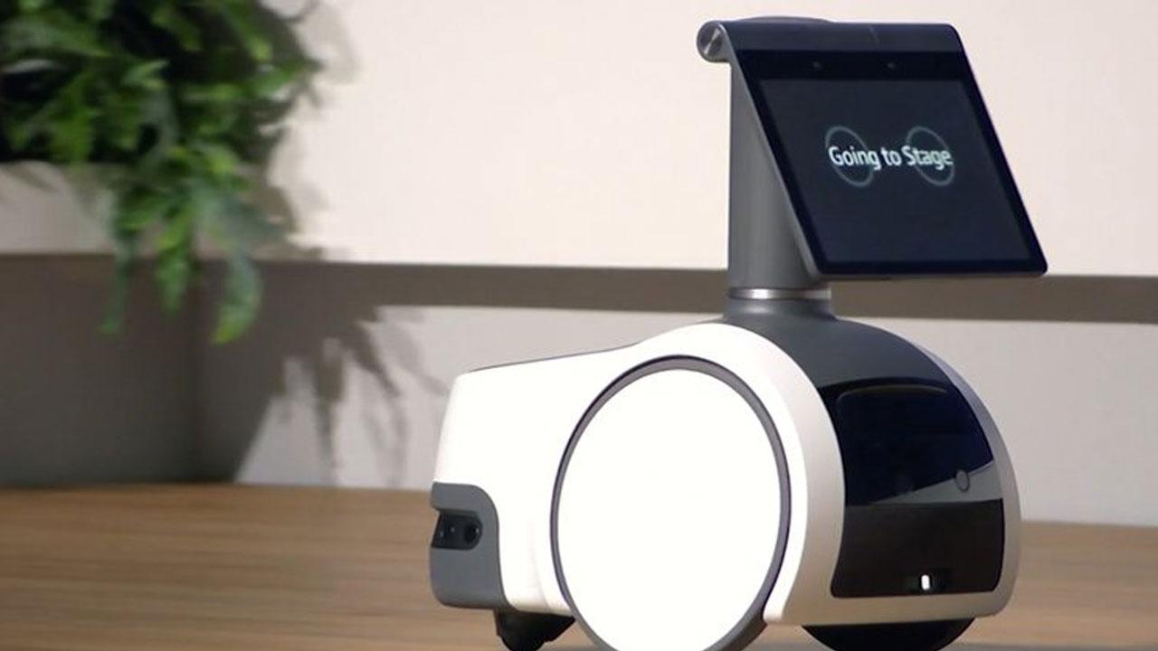 Astro, o novo robô doméstico da Amazon