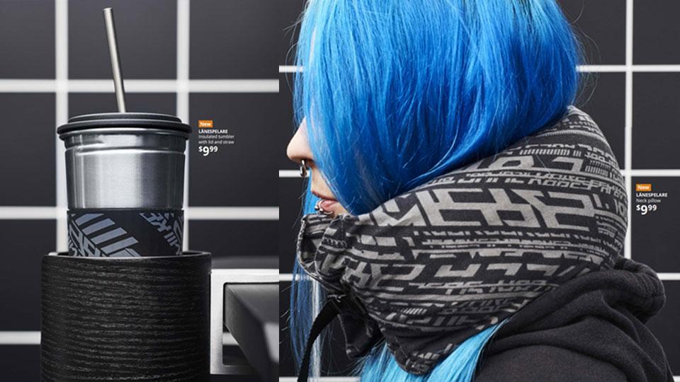 Produtos coleção para gamers Ikea